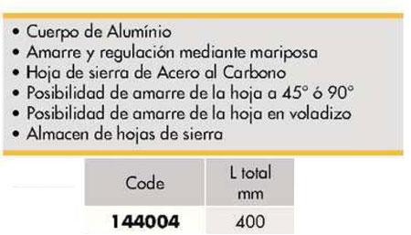 Arco Sierra Alyco Epoxi