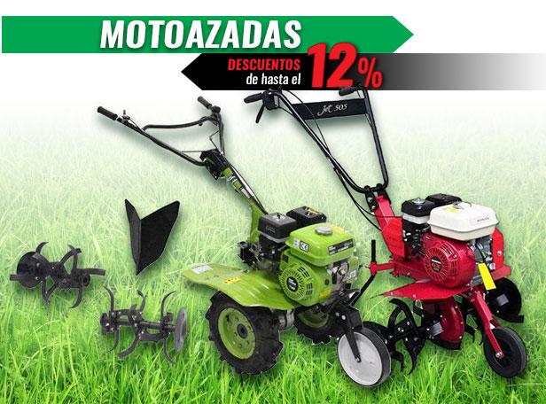 Oferta Motoazadas