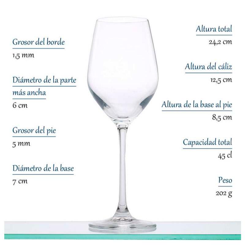 Copa vino tinto margarita for Copa vino tinto