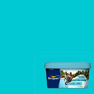bruguer caribe turquesa natural