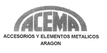 Accesorios y Elementos Metalicos Aragon